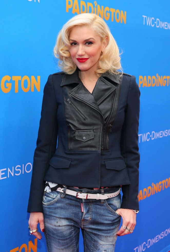 "Gwen Stefani - ""Paddington"" Premiere in Hollywood"