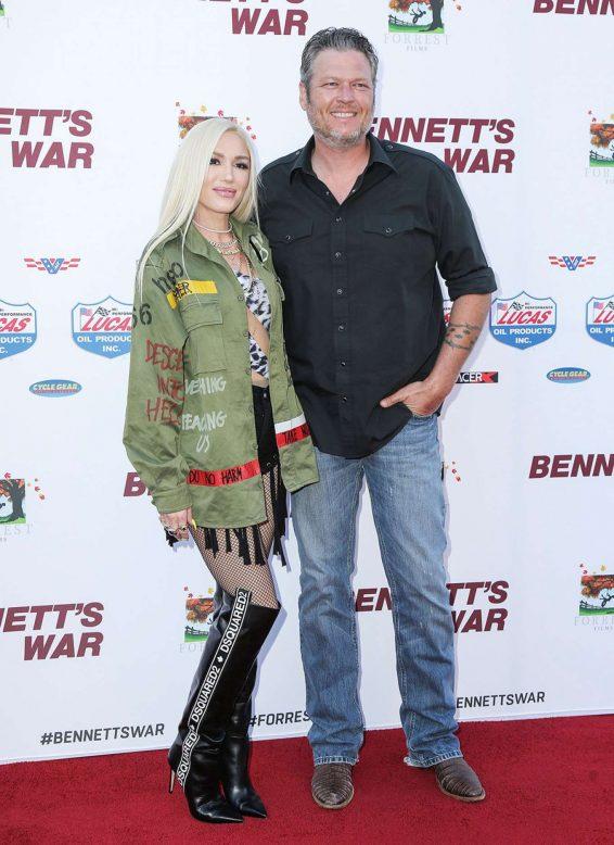 Gwen Stefani 2019 : Gwen Stefani – Photocall at the premiere of Bennett's War in Burbank-01