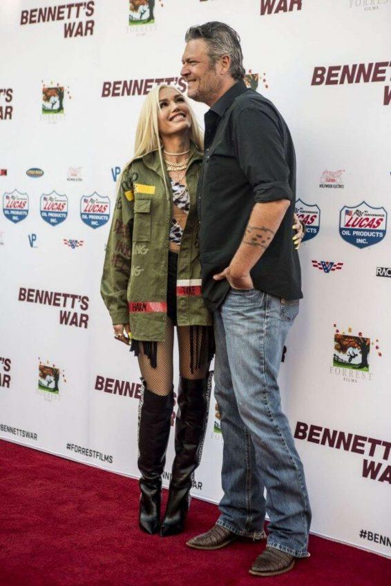 Gwen Stefani 2019 : Gwen Stefani – Photocall at the premiere of Bennett's War in Burbank-03