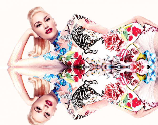 Gwen Stefani – Saturday Night Live Photoshoot (April 2016)