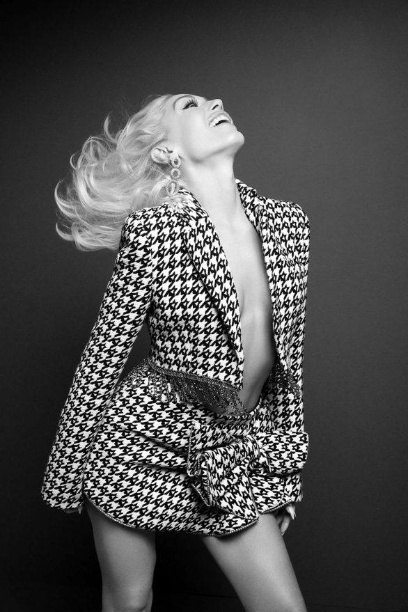 Gwen Stefani 2019 : Gwen Stefani – Shape US Magazine 2019-01
