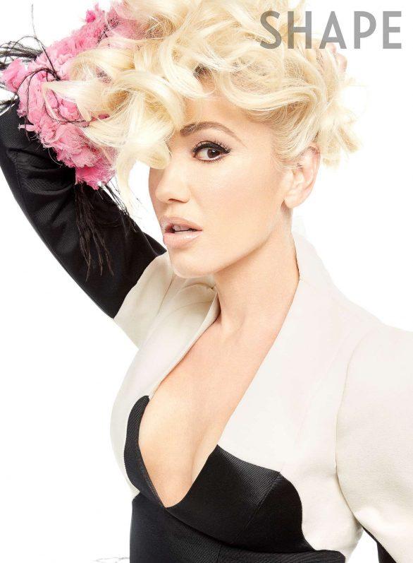 Gwen Stefani 2019 : Gwen Stefani – Shape US Magazine 2019-03