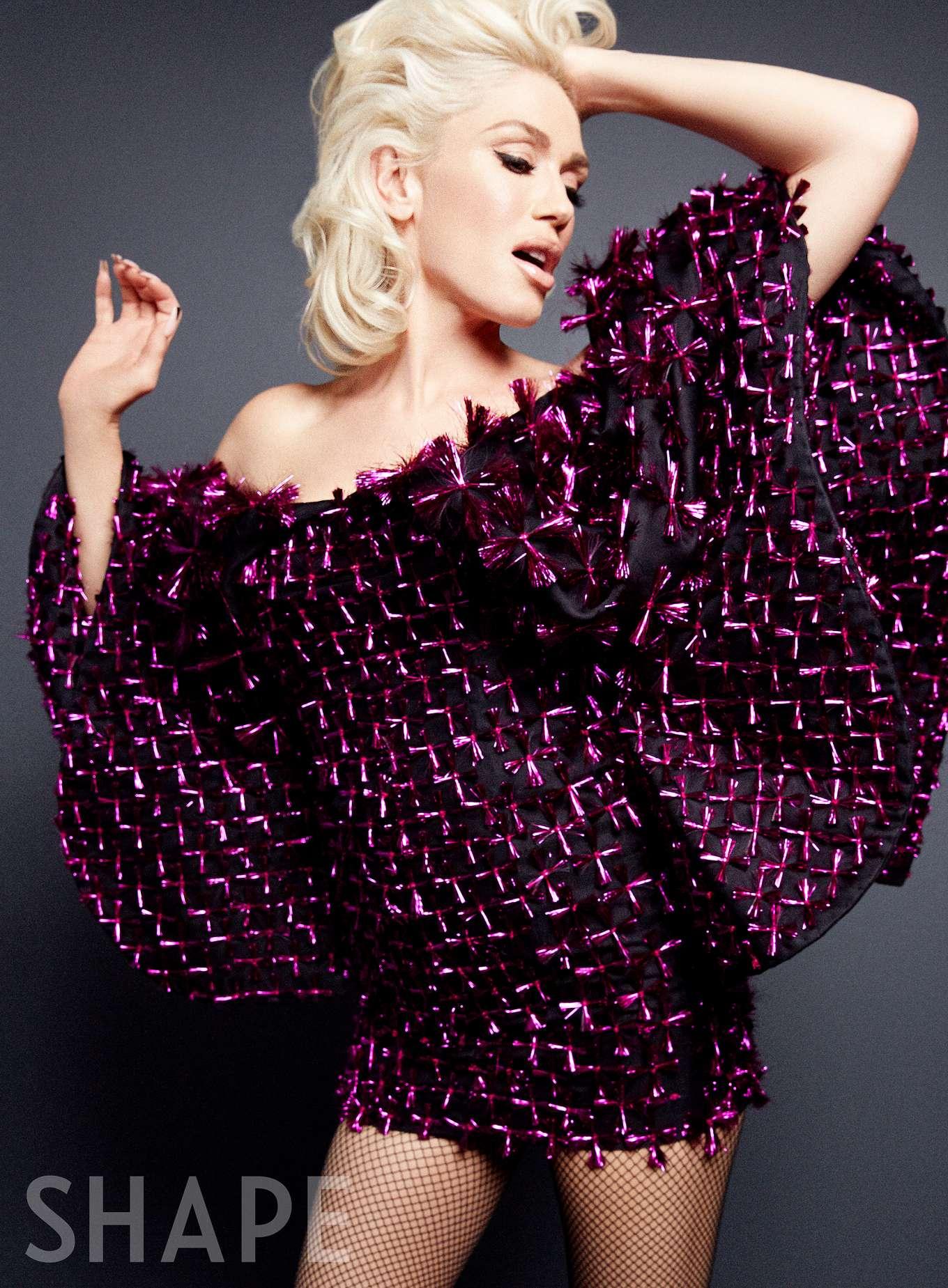 Gwen Stefani - Shape US Magazine (November 2019)