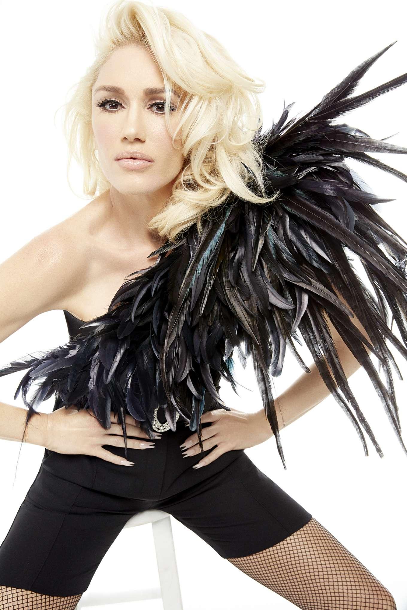 Gwen Stefani 2019 : Gwen Stefani – Shape US Magazine 2019-10