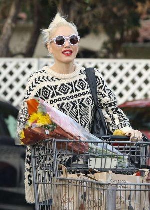 Gwen Stefani - Shopping in Los Angeles
