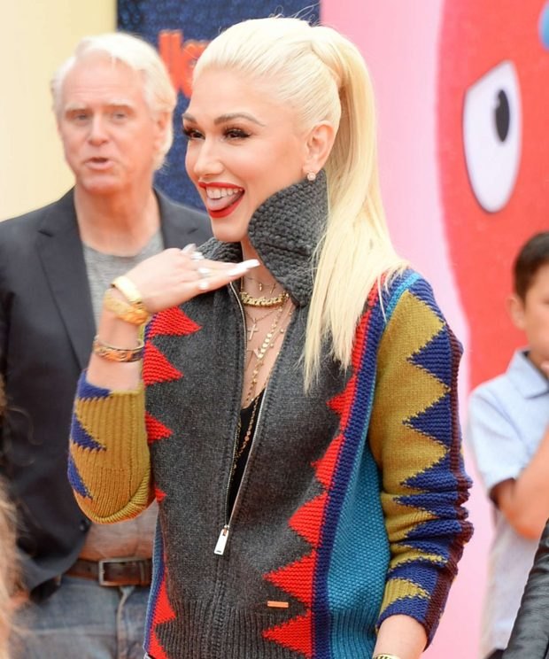 Gwen Stefani - 'The UglyDolls' Premiere in Los Angeles