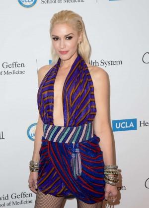 Gwen Stefani - UCLA Neurosurgery Visionary Ball in LA