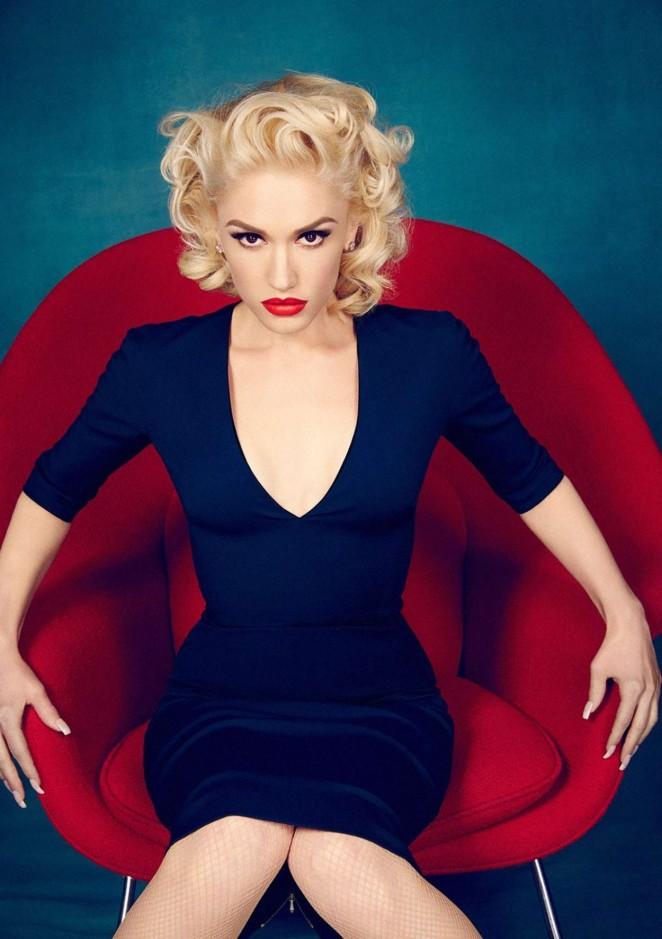 Gwen Stefani - Vanity Fair Magazine (March/April 2016)