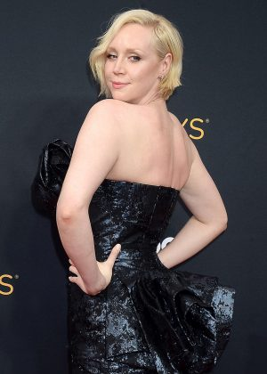 Gwendoline Christie - 2016 Emmy Awards in Los Angeles
