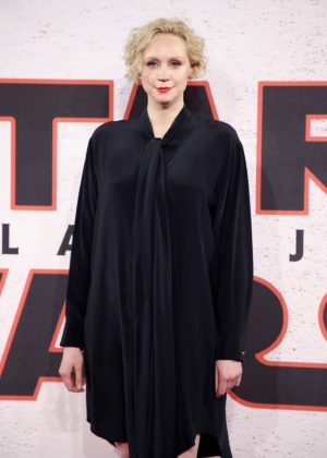 Gwendoline Christie - 'Star Wars: The Last Jedi' Photocall in London