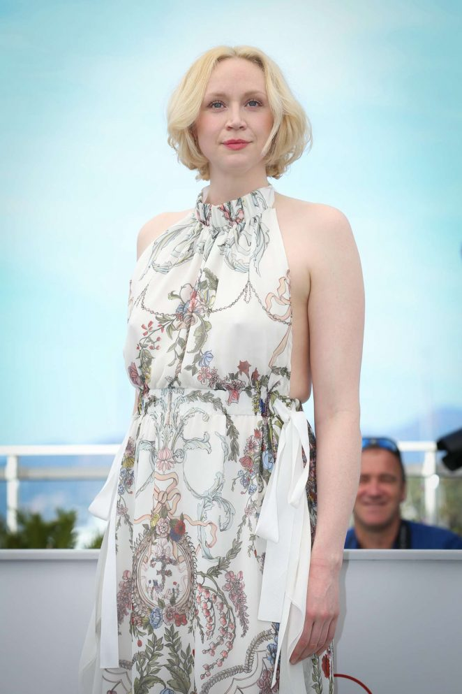 Gwendoline Christie - 'Top Of The Lake: China Girl' Photocall at 70th Cannes Film Festival