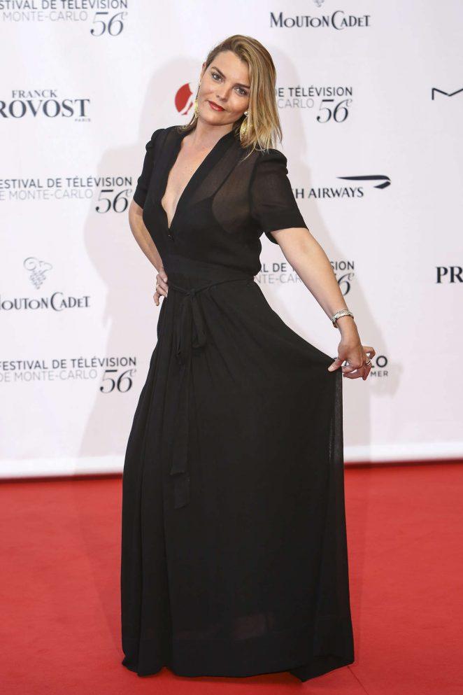 Gwendoline Hamon - 56th Monte-Carlo Television Festival in Monte Carlo