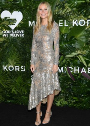 Gwyneth Paltrow - 11th Annual God's Love We Deliver Golden Heart Awards in NYC