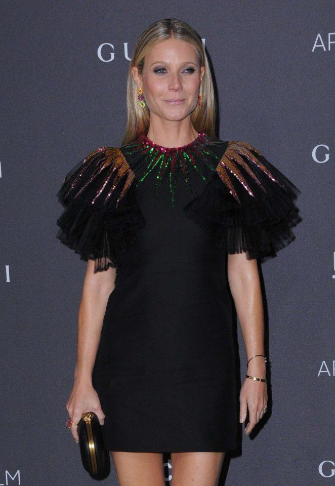 Gwyneth Paltrow - 2016 LACMA Art and Film Gala in Los Angeles
