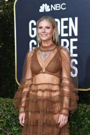 Gwyneth Paltrow - 2020 Golden Globe Awards in Beverly Hills