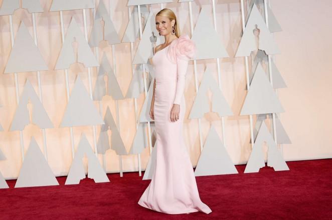 Gwyneth Paltrow: 2015 Oscars -01