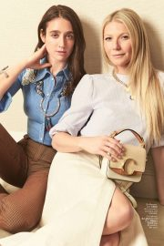 Gwyneth Paltrow and Natacha Ramsay-Levi - InStyle Magazine (July 2019)