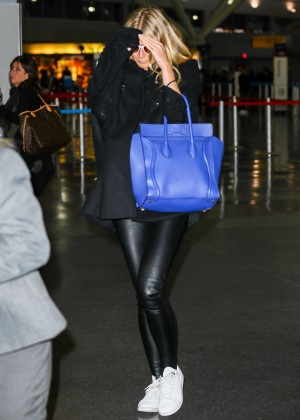 Gwyneth Paltrow at JFK Airport in New York City