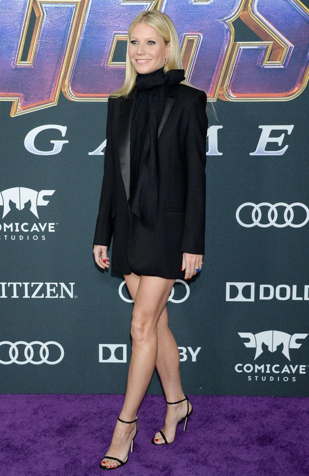 Gwyneth Paltrow - 'Avengers: Endgame' Premiere in Los Angeles