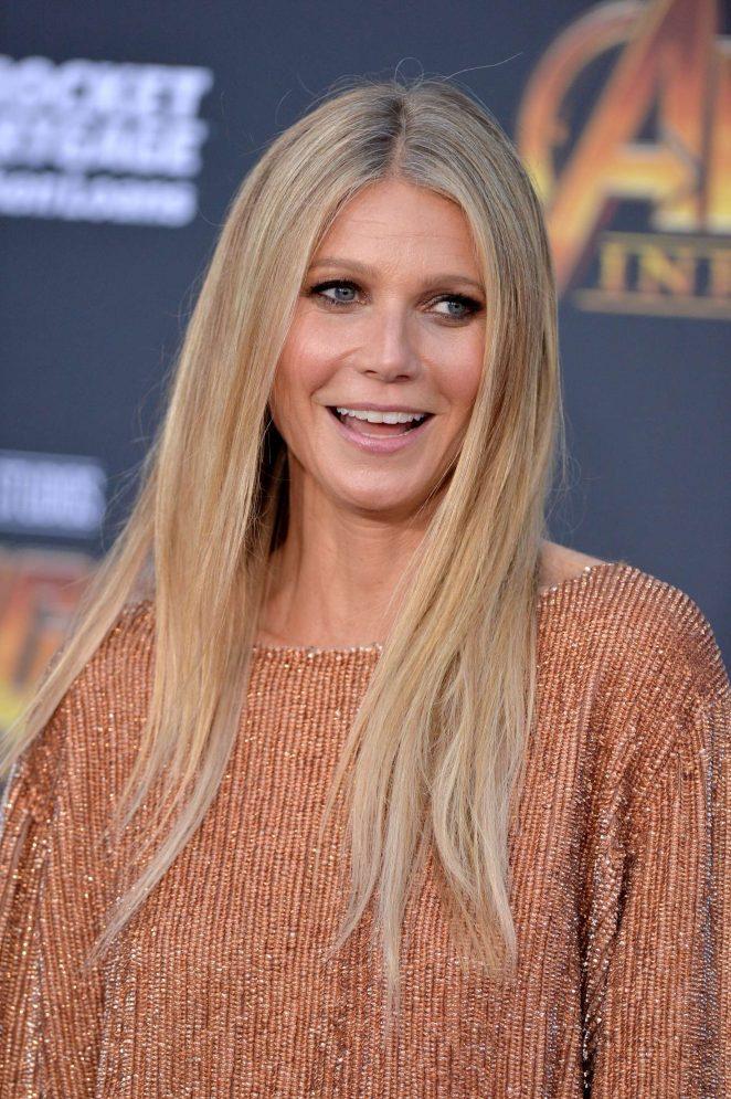 Gwyneth Paltrow - 'Avengers: Infinity War' Premiere in Los Angeles