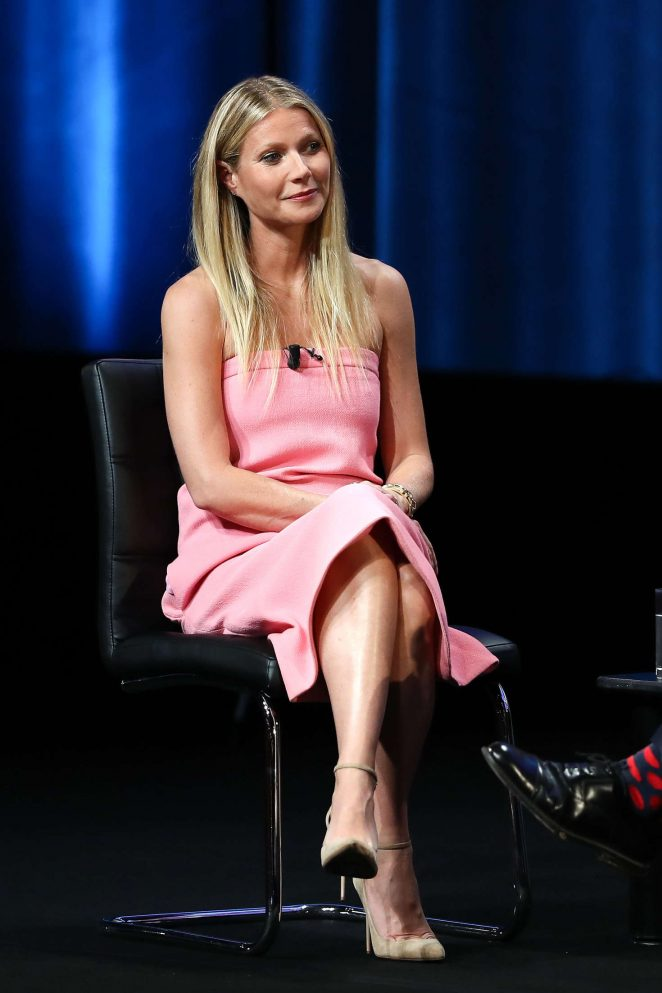 Gwyneth Paltrow - Conference during the Cannes Lions in Cannes