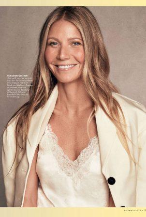 Gwyneth Paltrow - Cosmopolitan Germany (May 2021)