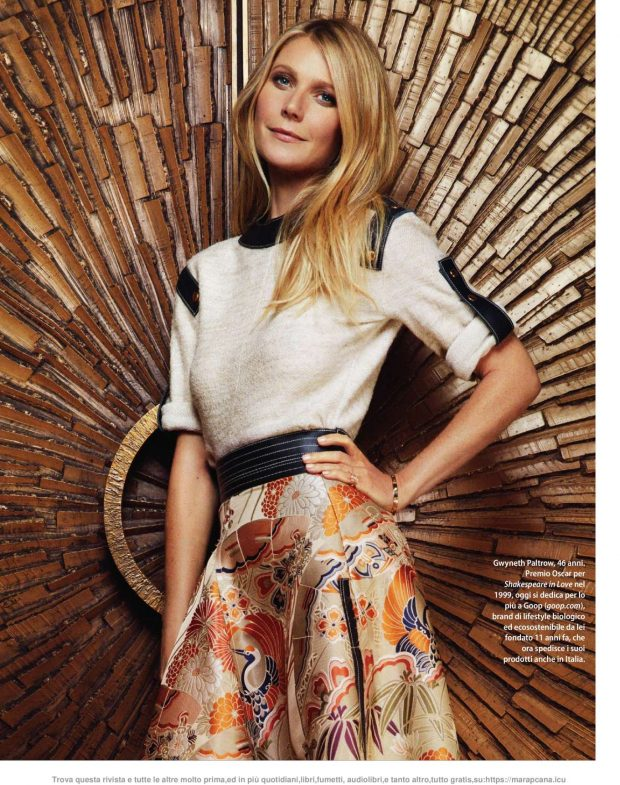 Gwyneth Paltrow - F Magazine (May 2019)