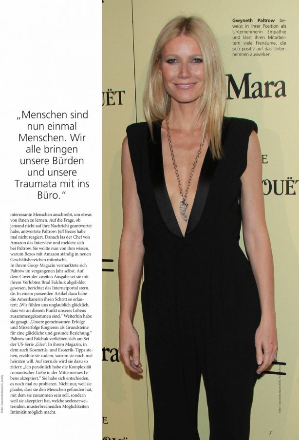 Gwyneth Paltrow - Founders Germany Magazine 2020
