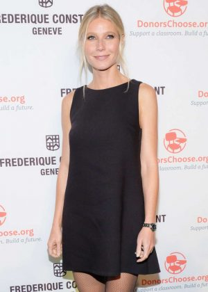 Gwyneth Paltrow - Frederique Constant Horological Smartwatch Launch Event in NYC