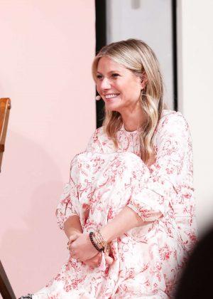Gwyneth Paltrow - 'In Goop Health' Event in Los Angeles