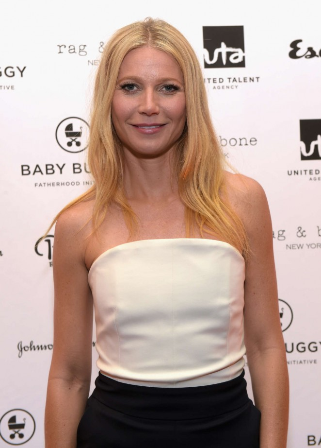 Gwyneth Paltrow - Inaugural Los Angeles Fatherhood Lunch in Beverly Hills
