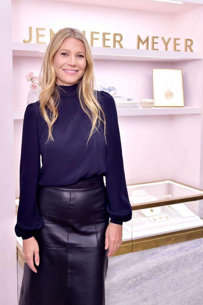 Gwyneth Paltrow - Jennifer Meyer Celebrates First Store Opening in Palisades Village