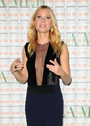 Gwyneth Paltrow - La Mer 'Celebration of an Icon' Global Event in LA