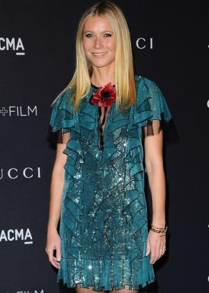 Gwyneth Paltrow - LACMA 2015 Art+Film Gala in Los Angeles