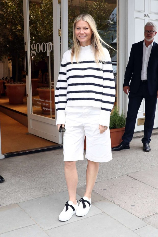 Gwyneth Paltrow: Leaving her GOOP store in London-04