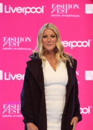 Gwyneth Paltrow - Liverpool Fashion Fest A/W Press Conference 2015 in Mexico City