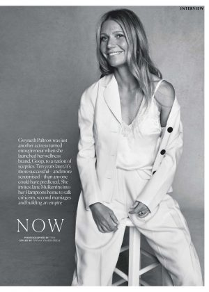 Gwyneth Paltrow - Marie Claire Australia Magazine (February 2019)