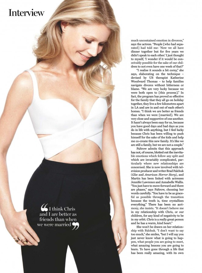 Gwyneth Paltrow - Marie Claire Australia (May 2016)