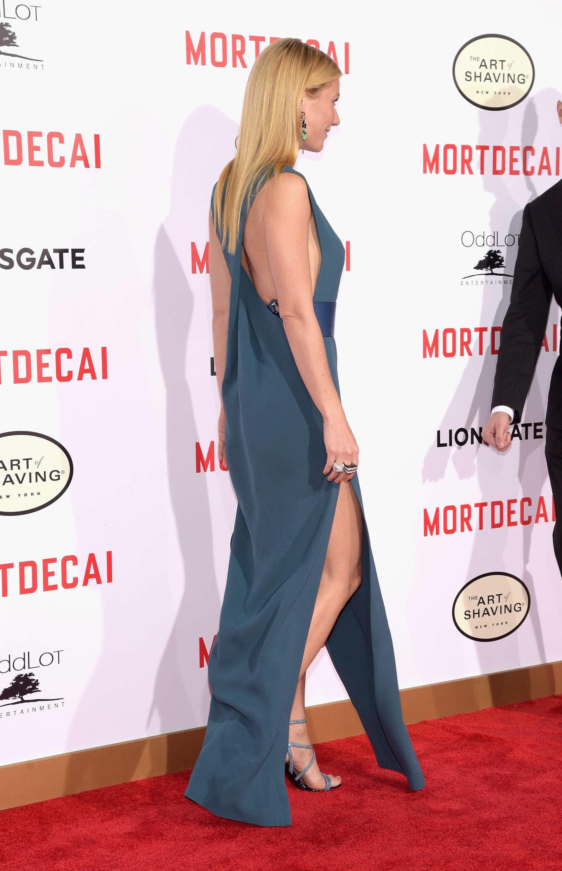 Gwyneth Paltrow 2015 : Gwyneth Paltrow: Mortdecai LA Premiere -01