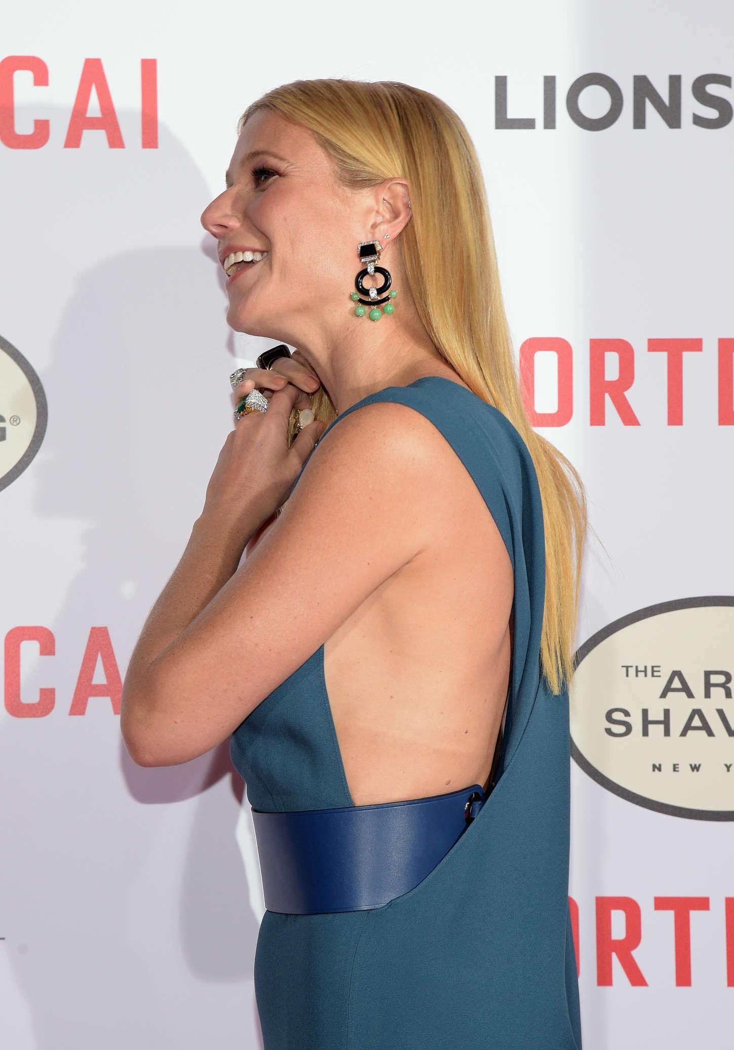 Gwyneth Paltrow 2015 : Gwyneth Paltrow: Mortdecai LA Premiere -02