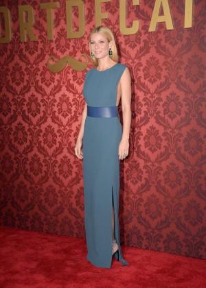 """Gwyneth Paltrow - """"Mortdecai"""" Premiere in LA"""