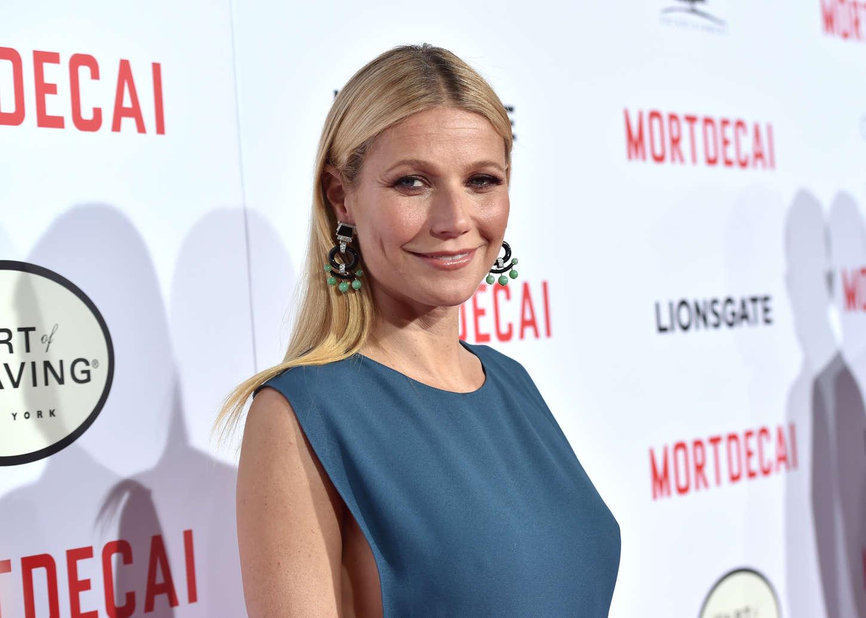 Gwyneth Paltrow 2015 : Gwyneth Paltrow: Mortdecai LA Premiere -05