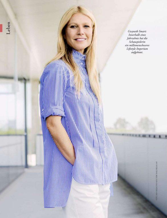 Gwyneth Paltrow - Myself Magazine (October 2019)
