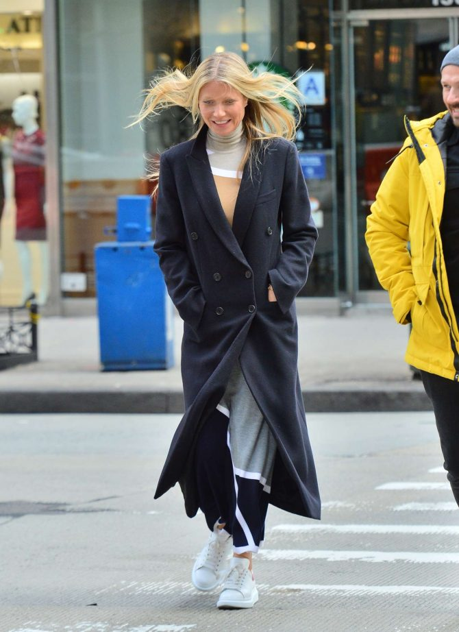 Gwyneth Paltrow: Out and about in New York City -02