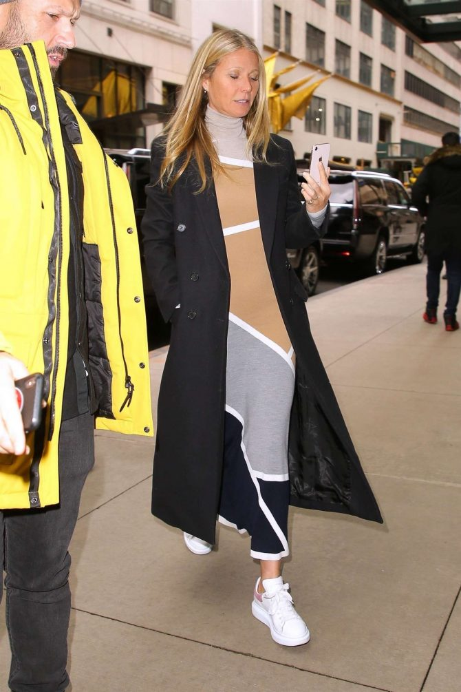Gwyneth Paltrow: Out and about in New York City -04