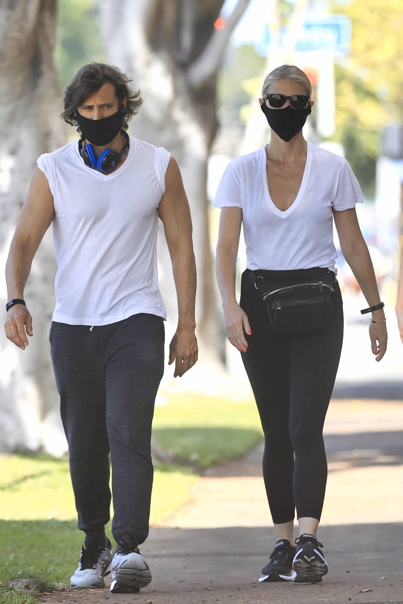 Gwyneth Paltrow - Out for a stroll in West Hollywood