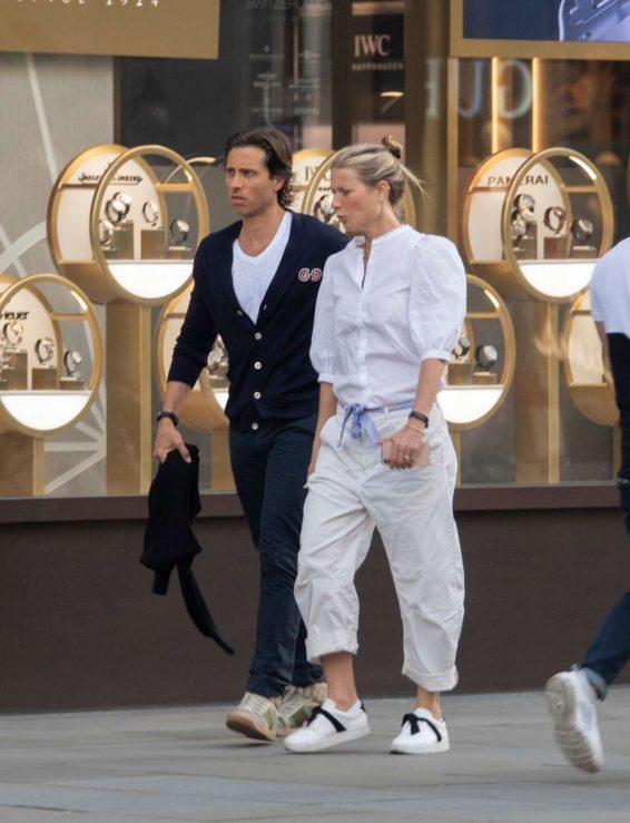 Gwyneth Paltrow – Out in London-01