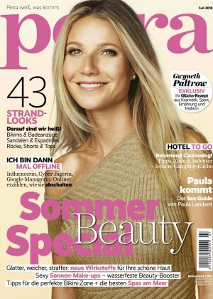 Gwyneth Paltrow -  Petra Magazine (July 2018)