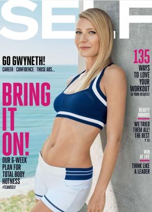 Gwyneth Paltrow - SELF Magazine (May 2016)