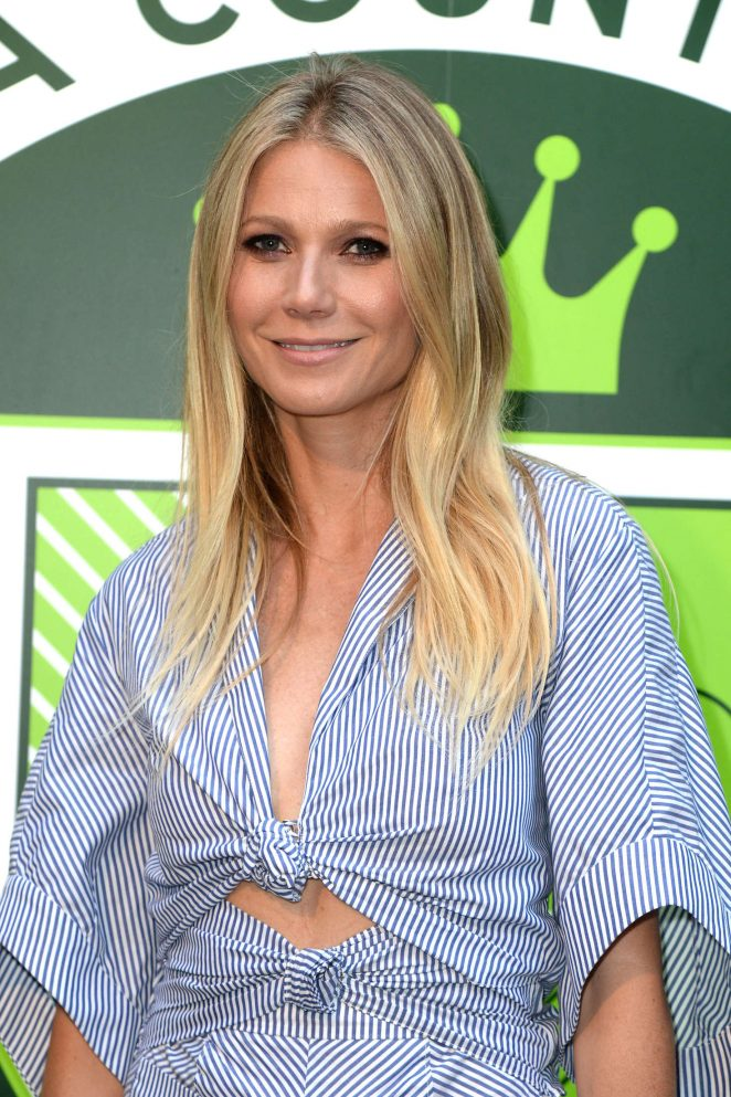 Gwyneth Paltrow - Svedka Vodka Country Club in Los Angeles